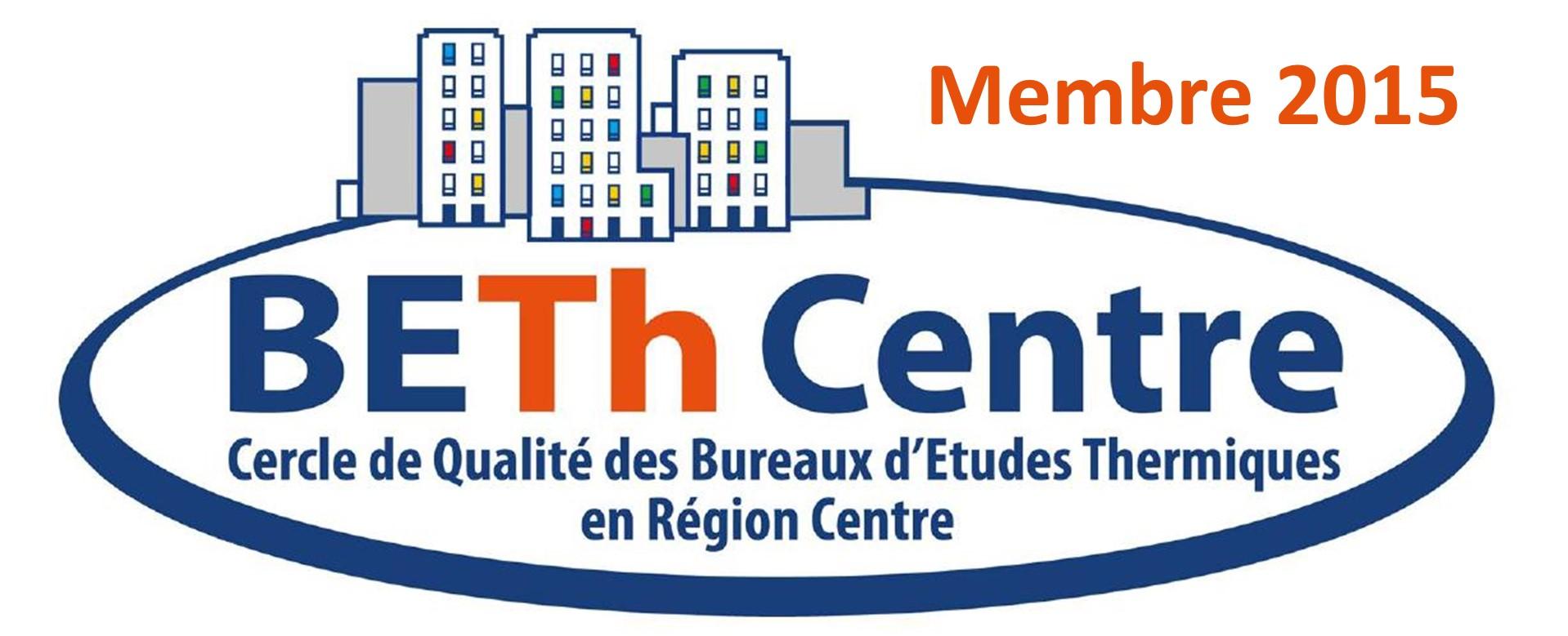 3éco Membre de l'action collective BETh membre 2015, bureau d'étude thermique, région centre, loir et cher, RT 2012, Audit énergétique, DPE
